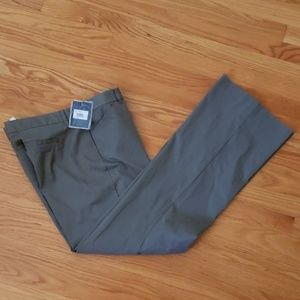 NWT ASHLEY JUDD BUNGEE COLOR PANTS WOMEN'S SZ 14